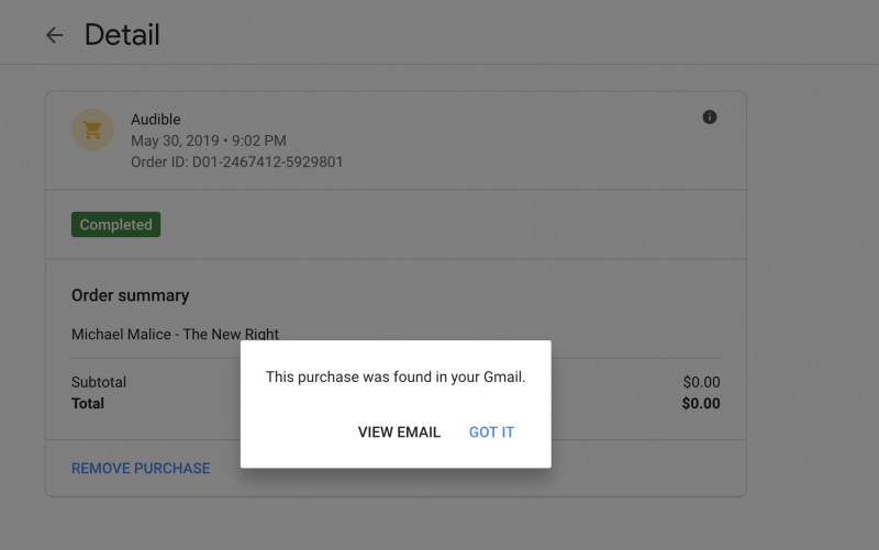 Google's Gmail scans, parses, analyzes and catalogs your email